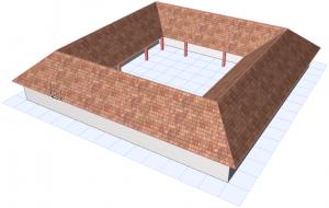 複合屋根4